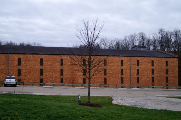 Kentucky - Woodford Reserve Distillery