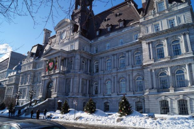 Montréal Québec - City Hall