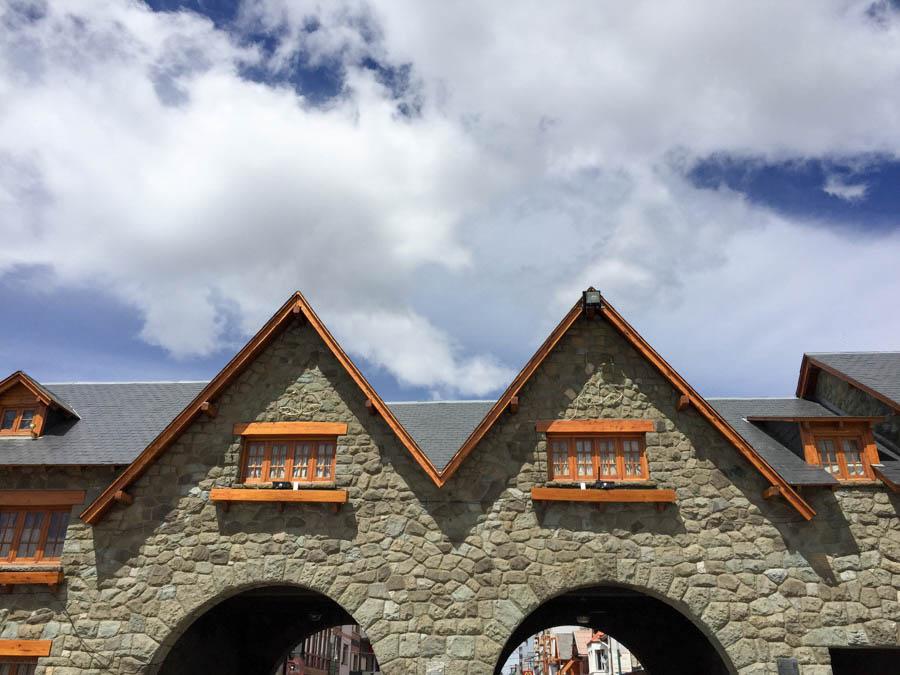 City Architecture of Bariloche
