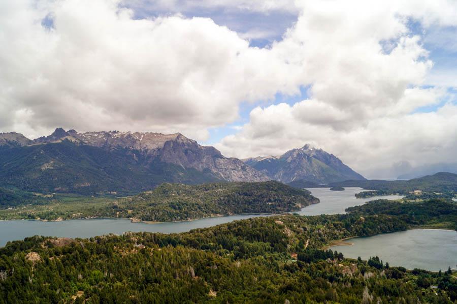 From Cerro Campanario