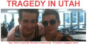 Tragedy in Utah