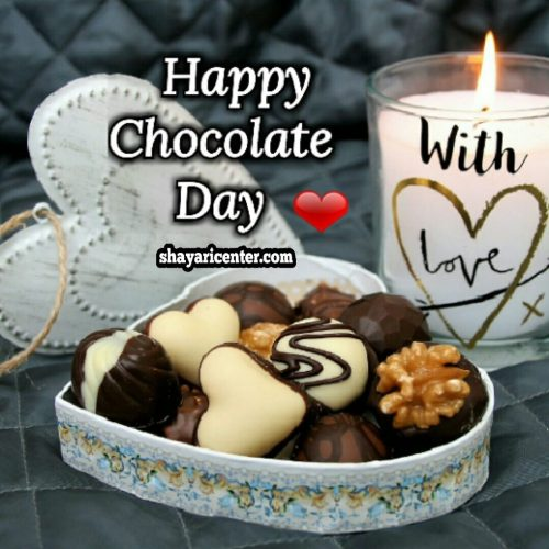 Images with Chocolates day status