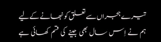 New year shayari poetry