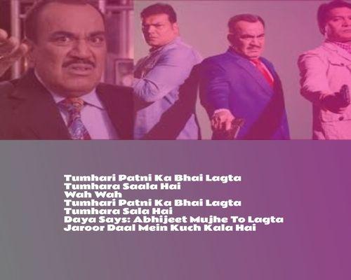 cid shayari and cid chutkule in hindi
