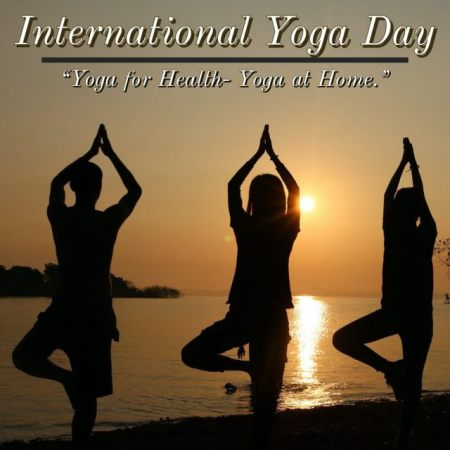 Quotes For Happy International Day of Yoga