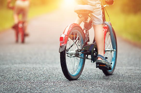How to Perfectly Choose Your Kid's First Bike