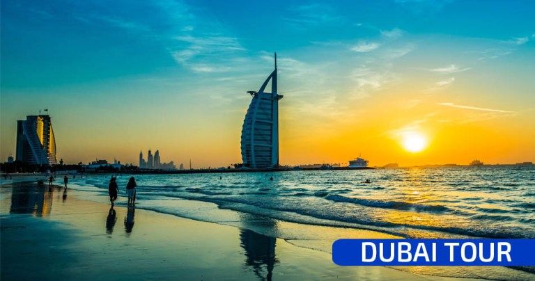 In Dubai, there are 5 fun things to do and activities to participate in