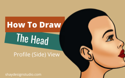 How To Draw The Head in Side View