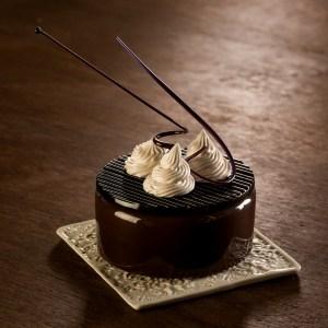 Gâteau au pralin au chocolat