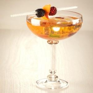 Gummy martini