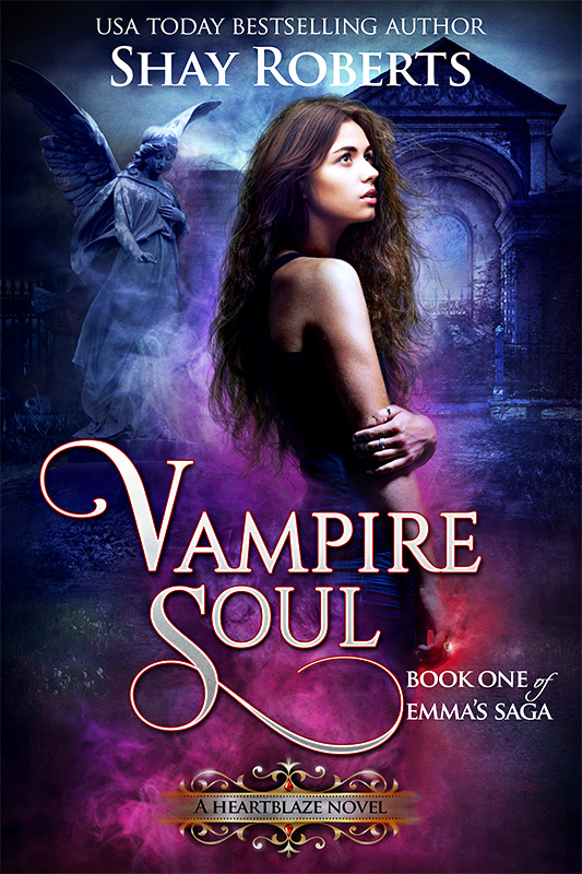 Vampire Soul: A Heartblaze Novel (Emma's Saga #1)