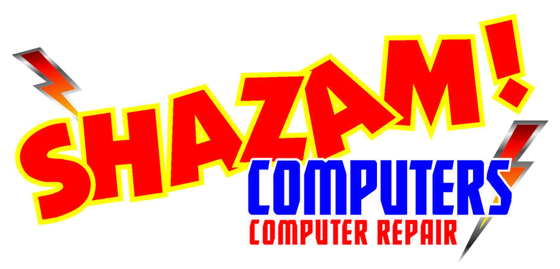 SHAZAM! Computers PC & Apple/Mac computer repair