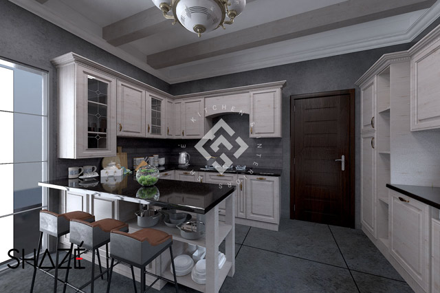 Kitchen Design In Islamabad, Pakistan