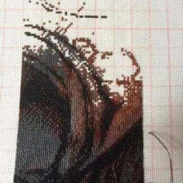 Witching Hour HAED – 17 hours of stitching