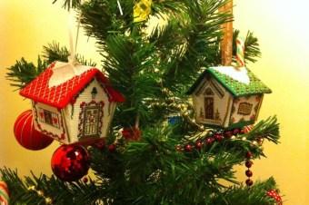 Old Christmas Finish