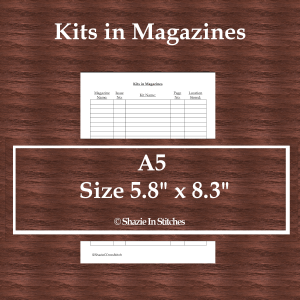 A5 Size – Kits in Magazines