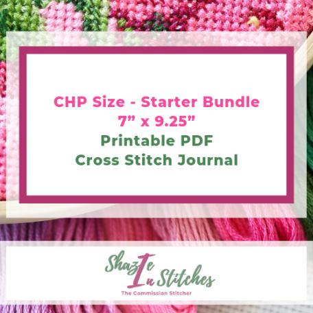 CHP Pink Starter Square Logo 500 x 500px