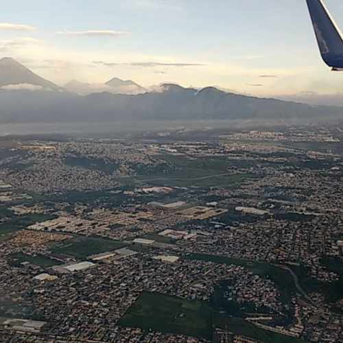 Guatemala Day #1 – The Arrival