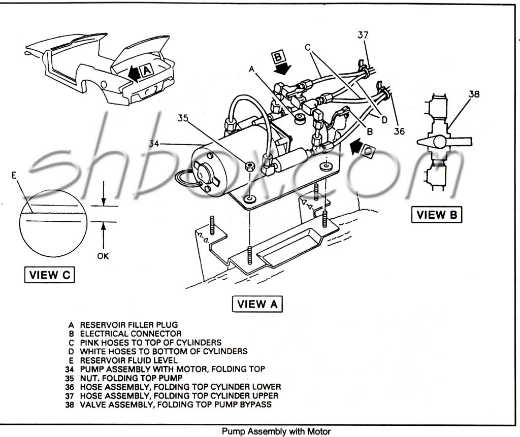 Diagram Wiring Diagram For Camaro Z28 Full Version