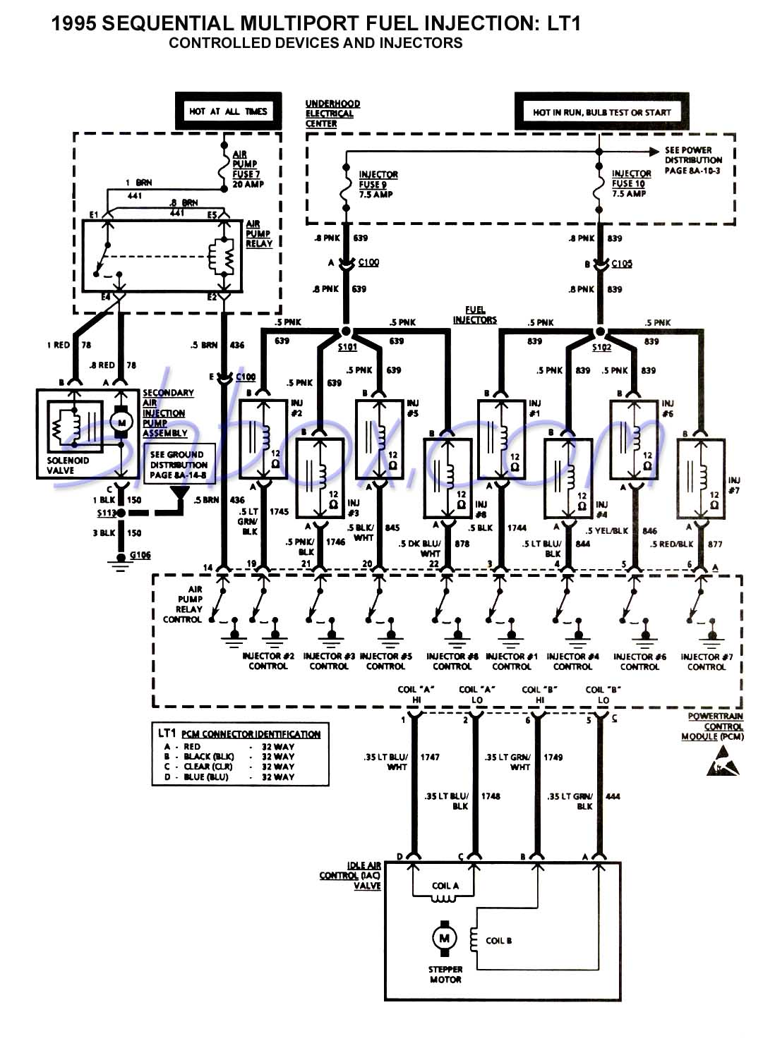 96 Chevy Camaro V6 Engine Diagram
