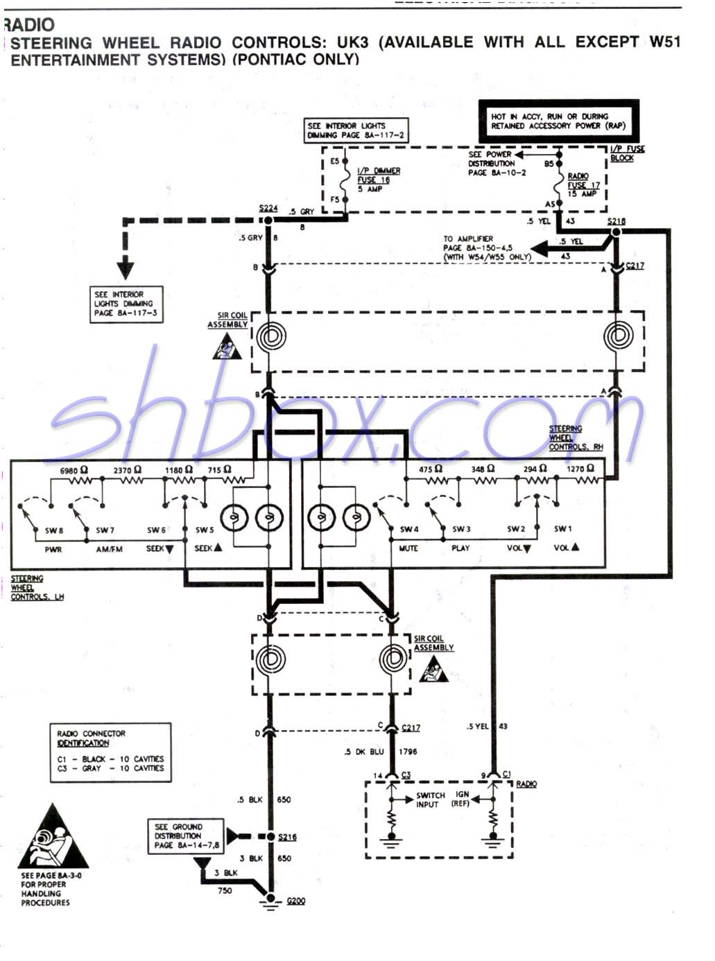 st_radio_controls 1996 lt1 wiring diagram dolgular com  at crackthecode.co