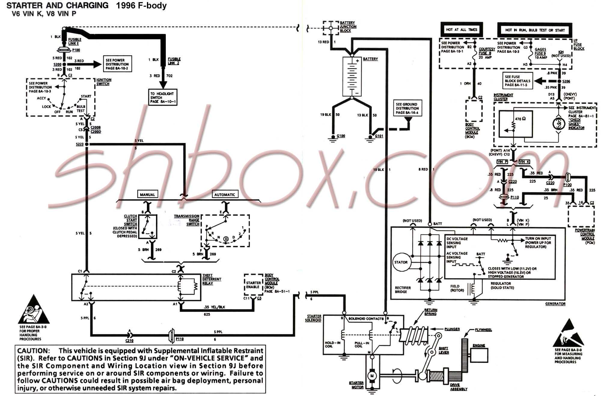 Lt1 Wiring Diagram Vss