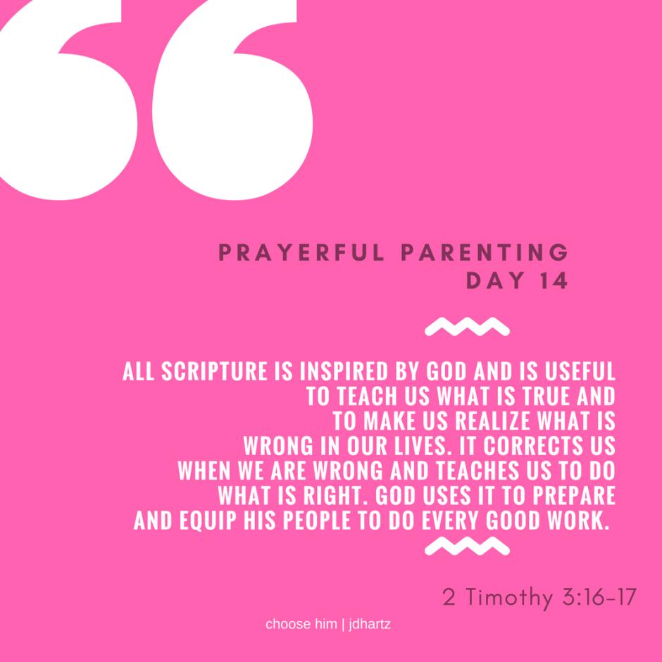 PrayerfulParentingDay14