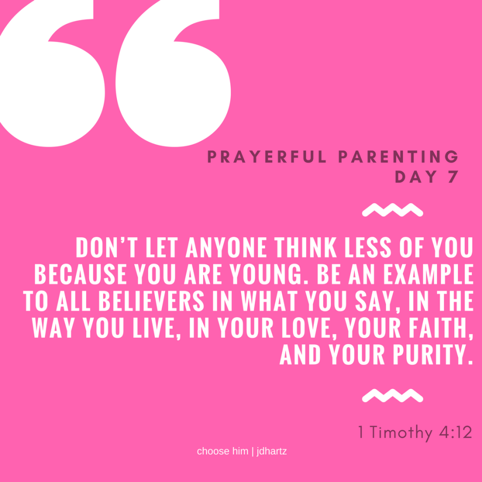 PrayerfulParentingDay7