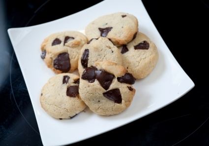 Delicious almond cookies