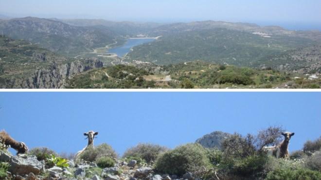 Eating Crete Koutouloufari and beyond