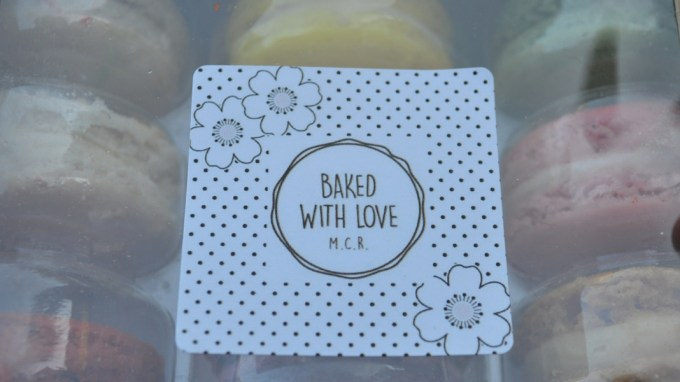 Baked With Love, Manchester