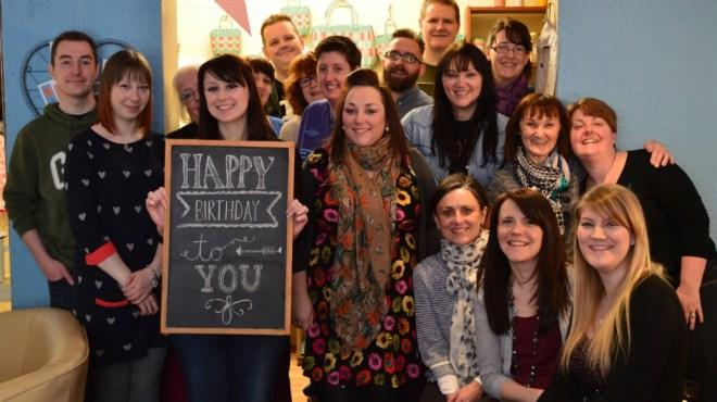 Wigan Bolton Clandestine Cake Club