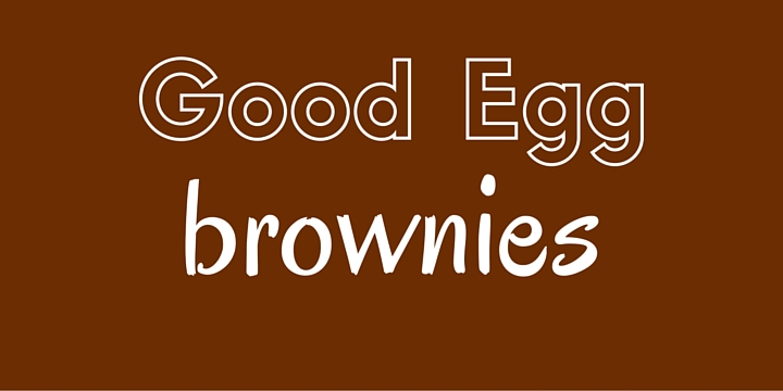 GoodEgg Brownies