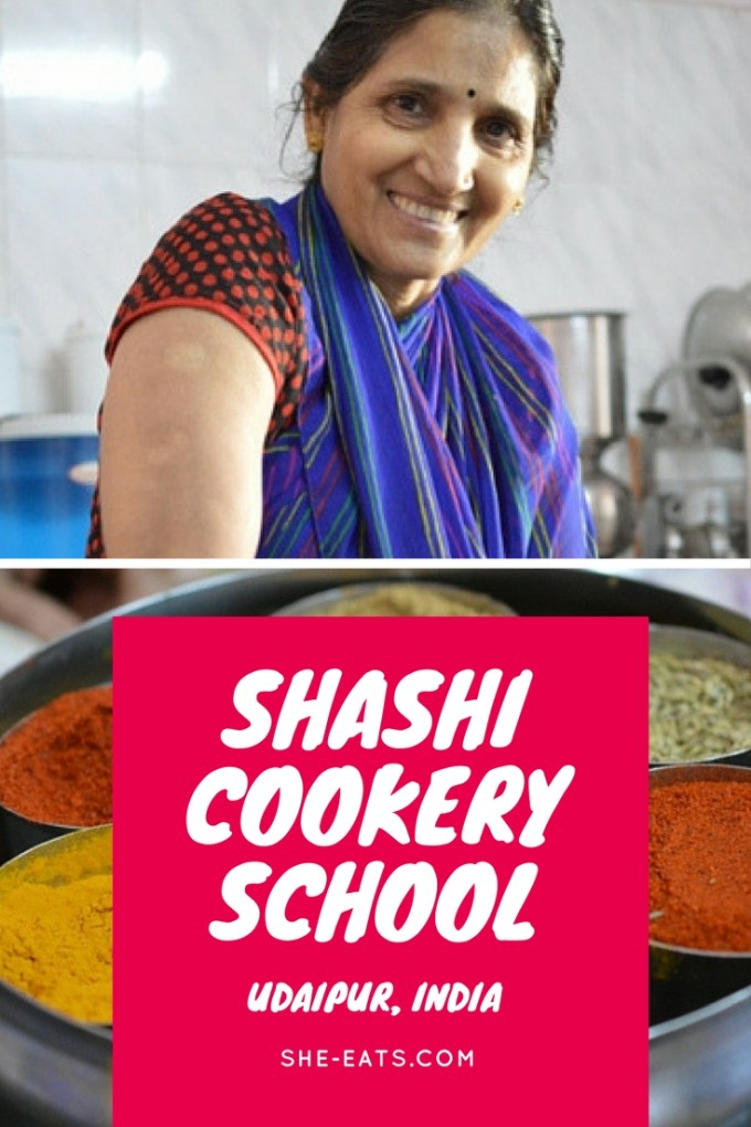 Shashi's cookery school, Udaipur / SHE_EATS