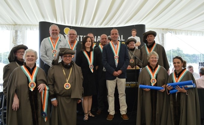 International Cheese Awards 2016