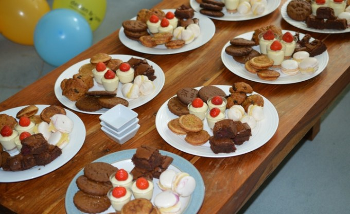Derian House Afternoon Tea Party