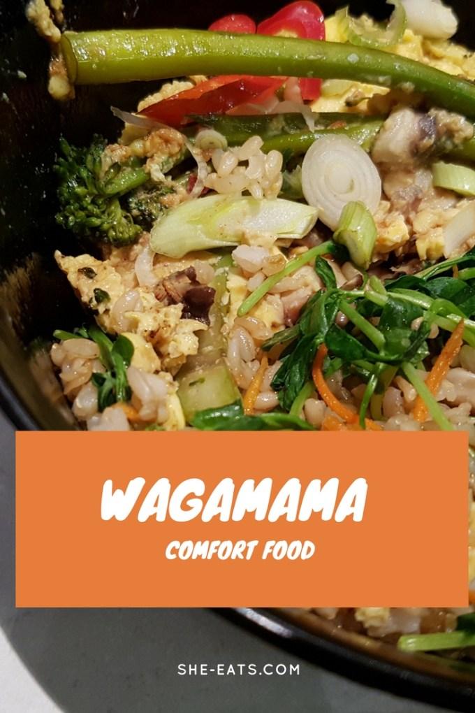 Wagamama new menu 2017