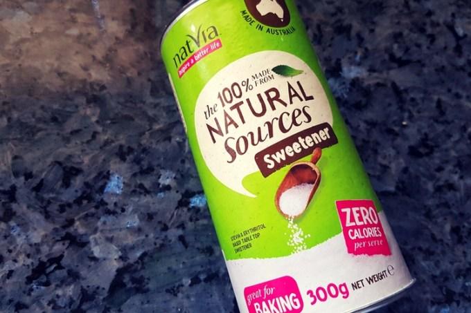 Truvia sugar free scones / stevia / SHE-EATS