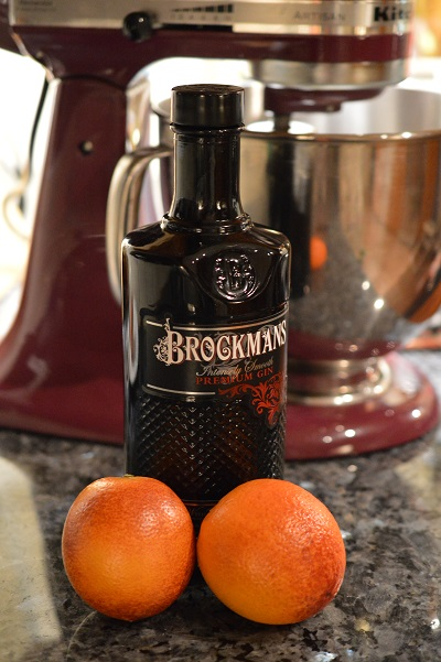 Kitchen Aid, Gin and Blood Oranges / Brockmans Gin and Orange Cake recipe / SHE-EATS