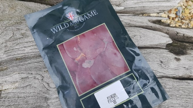 Packet of pigeon fillets / How to cook pigeon / SHE-EATS