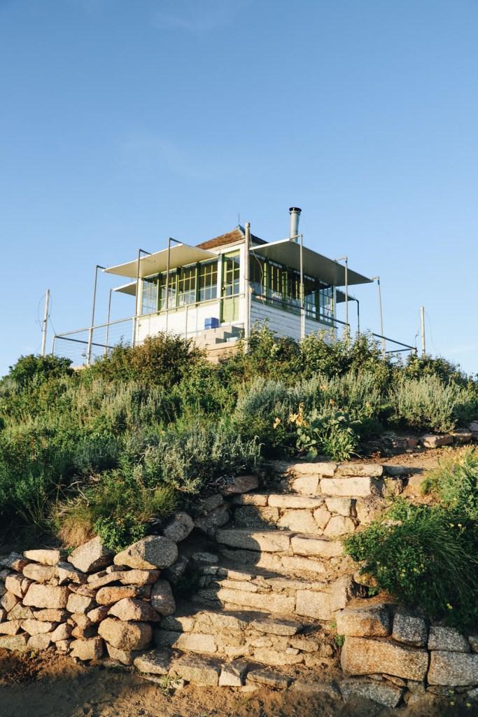 Deadwood Lookout Tower
