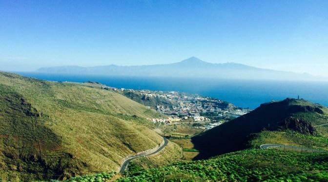 Tenerife, Gran Canaria and La Gomera