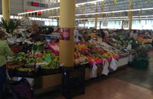 Market in Vega de San Mateo