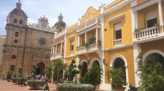 Abwechslungsreiche Wochen in Kolumbien
