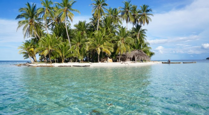 Panama – canal test passage and San Blas with Gaby and Markus