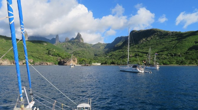 From the Marquesas to the Tuamotus