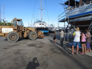 Traktor Norsand Boatyard