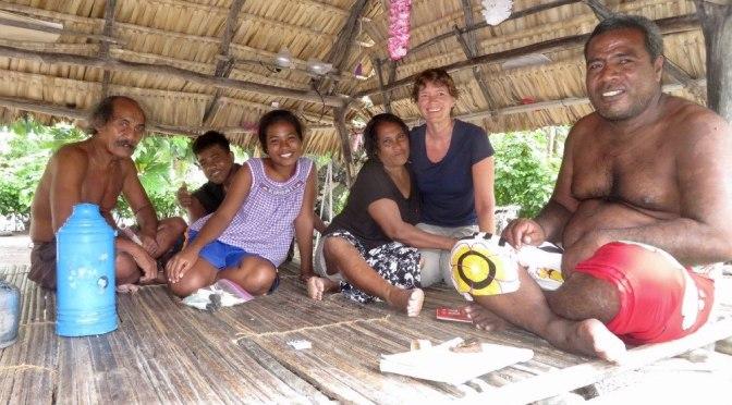 Tarawa und Abaiang in Kiribati und in den Norden nach Majuro, Marshall Inseln