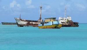 Betio Harbour