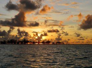 Bairiki Sunset